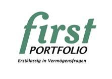 First Portfolio Logo